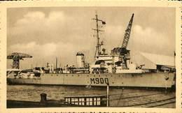 CP - Thèmes - Bateaux - ZM/FN - Adrien De Gerlache - Warships