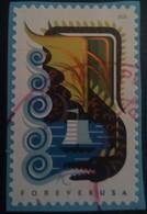 USA Stamp, Year 2018, Theme: Dragons Fantasy, Selfadhesive - Usati