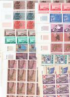 VIET NAM SUD - BLOCS DE 15 TP - XX - QUELQUES COINS DATES - N° 261/263 - 269/272 - 279/280 - 284/285 - 290/296 - 1965 - Vietnam