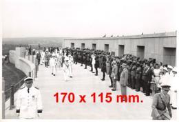 Congo - Kinshasa - Inauguration Du Monument Stanley - Dim. 170 X 115 Mm. - Places
