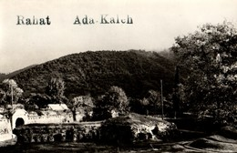 Romania, Ada Kaleh, Citadel - Roumanie