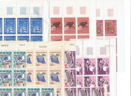 VIET NAM SUD - BLOCS DE 21 TP XX - N°290/296 - 1966 - Vietnam