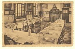 A1487[Postkaart] Verlofkolonie Te Westmalle / Eetzaal. (Photo Hoelen) [Malle Refter] - Malle