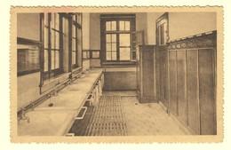 A1488[Postkaart] Verlofkolonie Te Westmalle / Waschplaats. (Photo Hoelen) [Malle Wasplaats Lavabo's Kolonie] - Malle