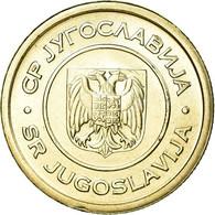 Monnaie, Yougoslavie, 5 Dinara, 2000, Belgrade, SPL, Copper-Nickel-Zinc, KM:182 - Joegoslavië