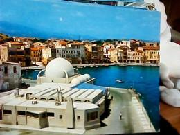 GRECIA GRECE LA CANEA  CANEE PORT  VB1970   HJ3842 - Grèce