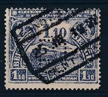 "TR 116 - ""GAND-EST Nr 8 - GENT-OOST"" - PERFIN - (ref. 30.227) - Bahnwesen"