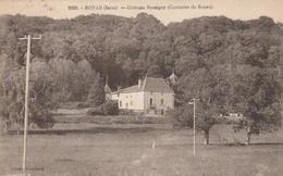 ROYAS - Château ROSSIGNY , Couturier De Royas ( Saint Jean De Bournay ,Edit Blanchard à Vienne ,n° 2058 ) - Saint-Jean-de-Bournay