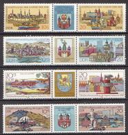 Germany DDR MNH Sets - Holidays & Tourism
