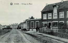 Dison Village De Mont Avec Magasin L.Albert Wertz - Dison