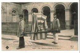 03 - NERIS Les BAINS - Les Porteurs  - 1717 - Neris Les Bains