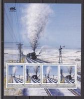 Trein, Train, Locomotive, Eisenbahn : Railway Heritage: Young Island , Snap Snow, - Eisenbahnen