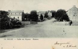 Modave Circulée En 1907 - Modave