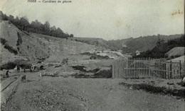Beez Carrières De Pierre Circulée En 1908 - België