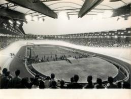 OLYMPIC GAMES MÜNCHEN JEUX OLYMPIQUES MUNICH 1972 SCHAUPLATZ DEUTSCHEN BAHN-RAD-MEISTERSCHAFTEN STADIUM STADE STADIO - Sports