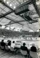 OLYMPIC GAMES MÜNCHEN JEUX OLYMPIQUES MUNICH 1972 STADE OMNISPORT STADIUM STADIO GYMNASTIQUE - Sports