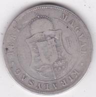 Hongrie . 1 Forint 1887 KB Franz Joseph I , En Argent, KM# 469 - Hungary