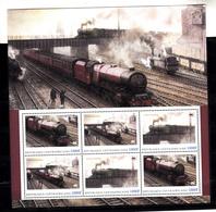 Trein, Train, Locomotive, Eisenbahn : Railway Heritage: Central Africa , Royals At Willesden - Eisenbahnen