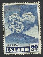 Iceland, 60 A. 1948, Sc # 250, Mi # 251, Used. - Usati
