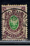 FINLANDE 280 // YVERT 59 // 1901-16 - Gebraucht