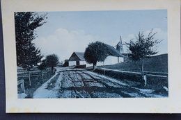 OLD - CPA - Photo - Campagne Hollandaise - Niederlands Platteland - Molen - Moulin - Paesi Bassi