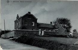 Bas-Oha Maison Communale Ed. S.B.P. Circulée En 1911 - Wanze