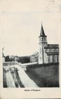 Eglise D'Hingeon Circulée En 1910 - Fernelmont
