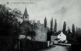 Bas-Oha L'Eglise Et Le Centre Edition S.B.P. Circulée En 1911 - Wanze