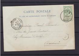 N° 56 / Carte De SPA - 1893-1907 Wappen
