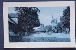 OLD - CPA - Photo - Campagne Hollandaise - Niederlands Platteland - Molen - Moulin - Photographie
