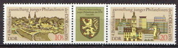Germany DDR MNH Set - Holidays & Tourism