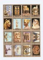 Ajman - Feuillet De 16 Timbres Sur L'Egypte Antique Année 1972 - Mi 1276 à 1291 - Adschman