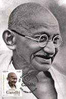 Portugal 2019 - Mahatma Gandhi - 150 Years Maximum Card - 1910-... Republik
