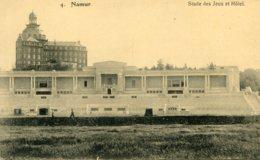 BELGIUM -  Namur - Srade Des Jeux Et Hotel - Namur