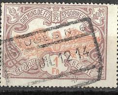 D0.421:BRUGES N° 6: TR41:Type Fn6_k - 1895-1913