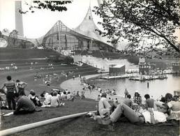 OLYMPIC GAMES MÜNCHEN JEUX OLYMPIQUES MUNICH 1972 VILLAGE OLYMPIQUE DEUTSCHLAND ALLEMAGNE - Sports
