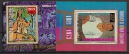 Guinée  équatoriale - 1973 - N°Mi. Bloc 91 à 92 - Picasso - Neuf Luxe ** / MNH / Postfrisch - Guinée Equatoriale