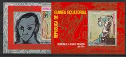 Guinée  équatoriale - 1974 - N°Mi. Bloc 115 à 116 - Picasso - Neuf Luxe ** / MNH / Postfrisch - Guinée Equatoriale