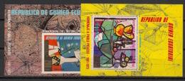 Guinée  équatoriale - 1975 - N°Mi. Bloc 151 à 152 - Picasso - Neuf Luxe ** / MNH / Postfrisch - Guinée Equatoriale