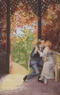 AK In Der Laube - Arno Von Riesen - Ca. 1920 (46729) - Riesen, Arno Von