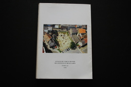 Annales Du Cercle Hutois N° 52 ET 53 HUY Régionalisme Château Modave Abbaye De Flône - Cultura