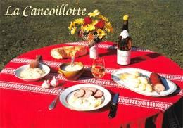 La Cancoillotte Fromage Fromagerie Vin Arbois Jura PEC 09 - Frankreich