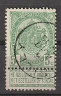 COB N° 56 - Oblitération SILLY - 1893-1900 Fine Barbe