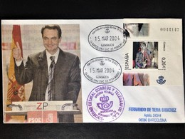 """Spain, Circulated Cover, """"Politics"""", """"Elections"""", """"Zapatero"""", 2004 - Collections"""