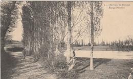Environs De Morestel  , Etang D'Olouise ,n° 21 ,( Cachet  Poste Militaire Belgique 1917 ) - Other Municipalities