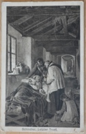 Schindler Letzter Trost Kunstverlag Hans Hausner Wien - Malerei & Gemälde