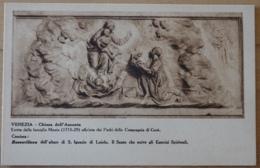 Venezia Chiesa Dell'  Assunta Bassorilievo Venedig Basrelief Bas-reliet - Malerei & Gemälde