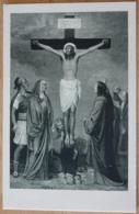 Jesus Am Kreuz Ostern - Jesus