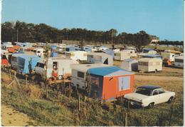 VR : CALVADOS : Luc-sur-Mer : La Caravaning (voiture, Camping-cars, Tente) - Luc Sur Mer