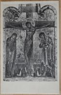 Jesus Am Kreuz Ostern Napoli Neapel Basilika Di S. Domenico Maggiore - Jesus